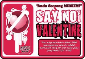 tidak valentine