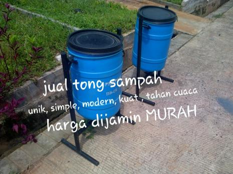 tong sampah perumahan