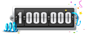 1 juta