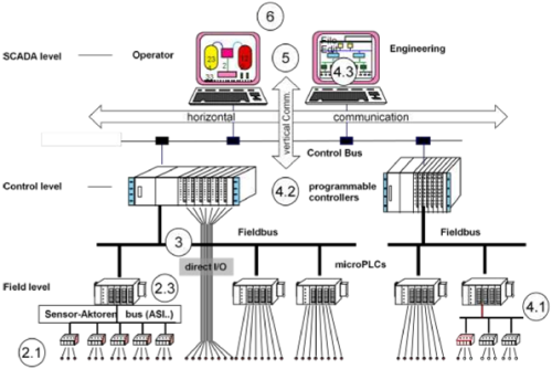 automatic network view