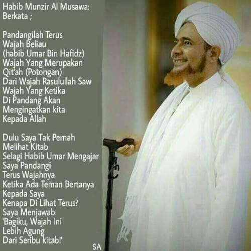 Gambar Kata Mutiara Habib Umar Bin Hafidz Quotemutiara